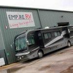 Fleetwood Revolution 40L Motorhomes for sale rent - (c) Empire RV