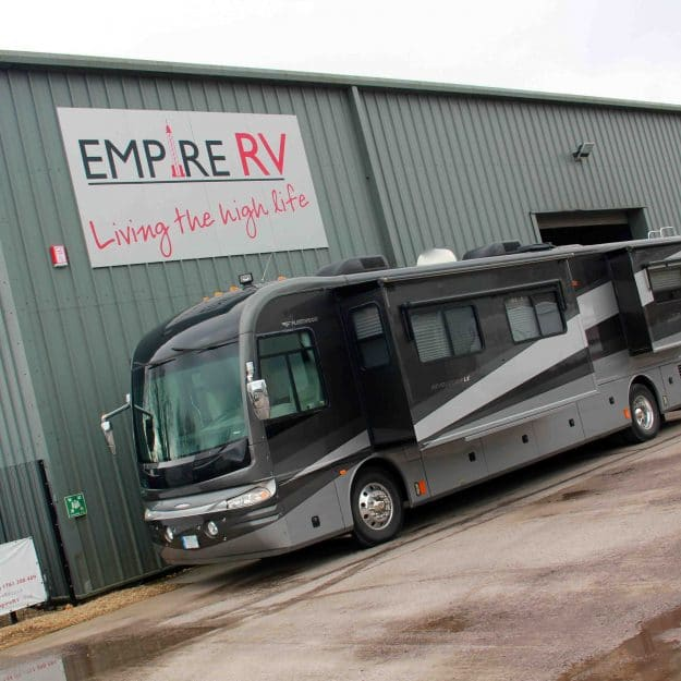 Fleetwood Revolution 40L Motorhomes for sale rent - (c) Empire RV