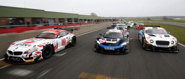 British GT Championship - Empire RV motorhome hire