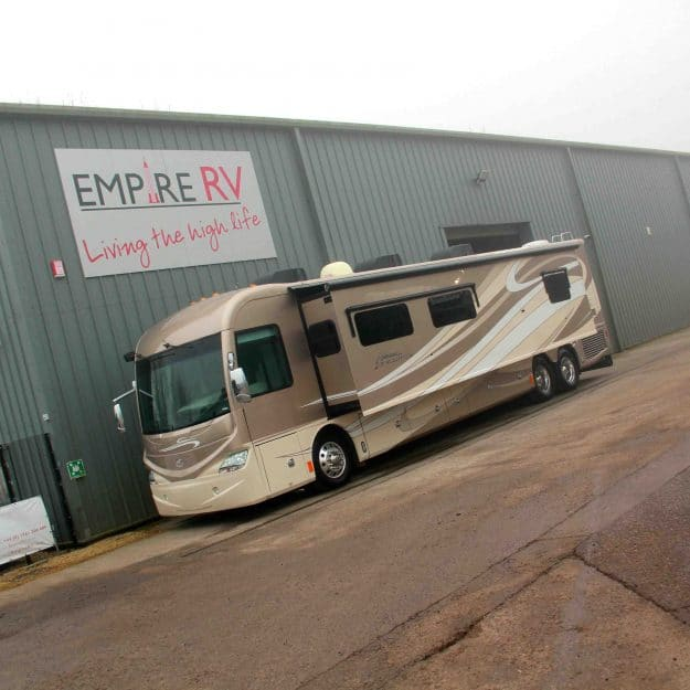 American coach revolution - RV Motorhome Sales, hire and rental UK Europe