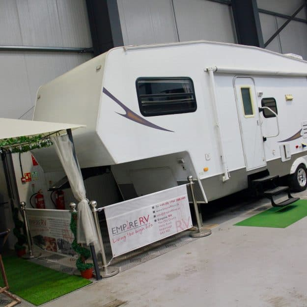 White Water Fifth Wheel 26BH For Sale