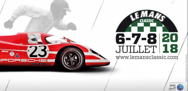 Copyright Le Mans Classic - American RV Winnebago Hire