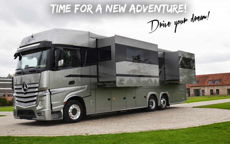 STX Motorhomes for Sale & Hire Europe & UK - Empire RV