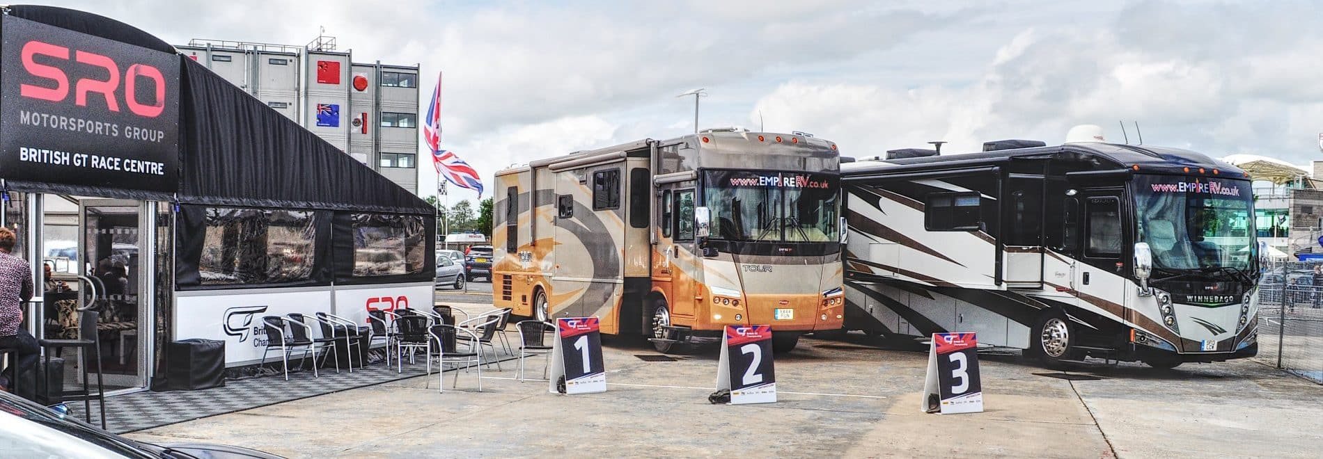 RV and American Motorhomes for sale and rent - (c) Empire RV
