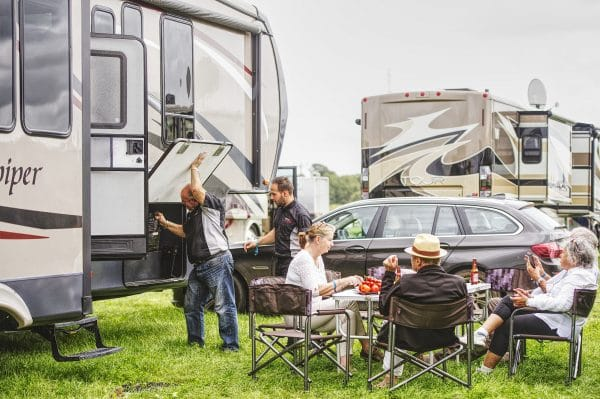 780d7191e14f55 Our vehicles are not self drive. It s important to know that our American  RV hire ...