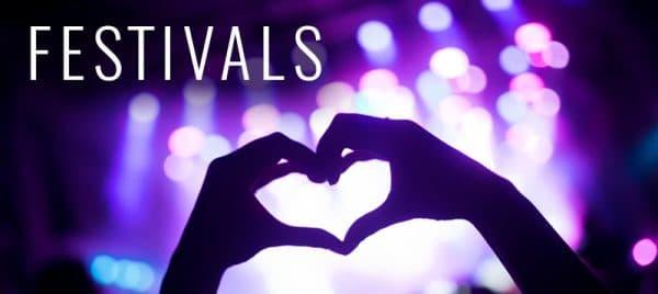 RV & Winnebago Hire for Festivals
