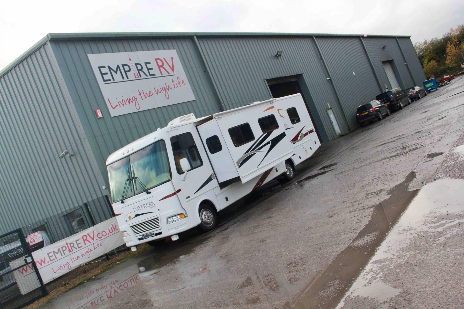 Damon Daybreak 3270 Motorhomes for sale rent – (c) Empire RV (19)