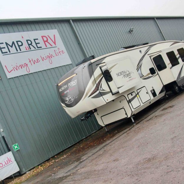 RVs & American Motorhomes for sale in the UK & Europe