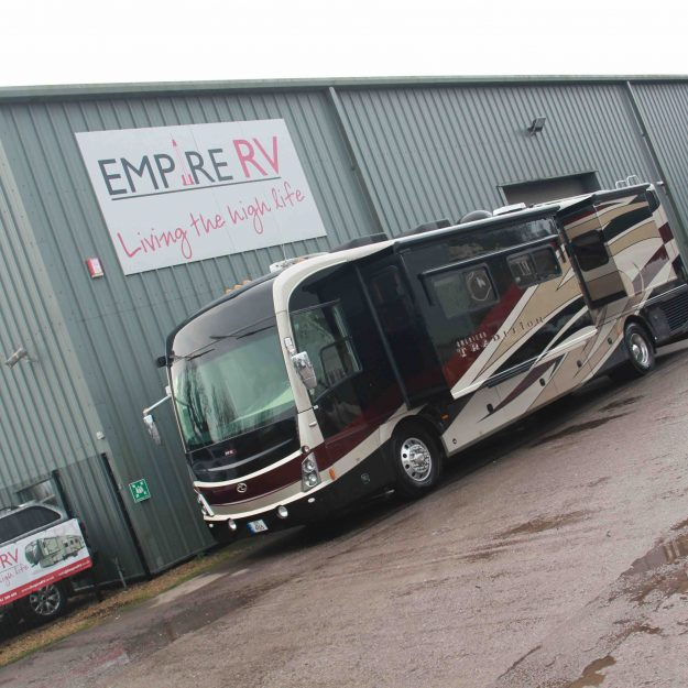 Rvs American Motorhomes For Sale In The Uk Europe