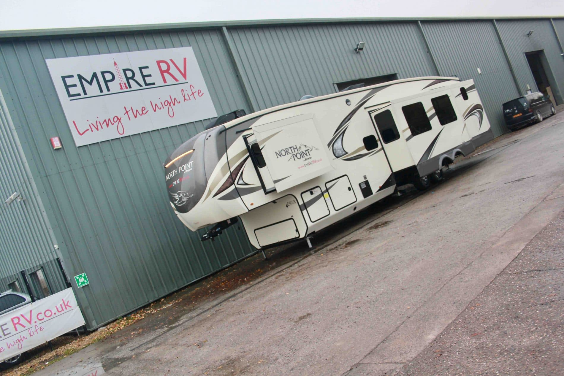 Jayco North Point 375bhfs For Sale American Motorhome Hire Rv