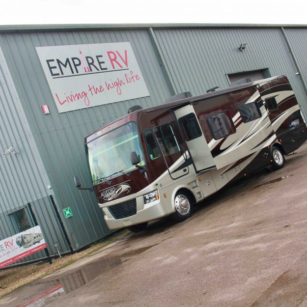 Tiffin Archives - American Motorhome hire & RV for sale UK