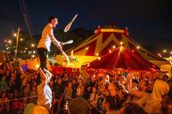 (c) Camp Bestival - Family Festival Lulworth Dorset - American Motorhome Hire (2)
