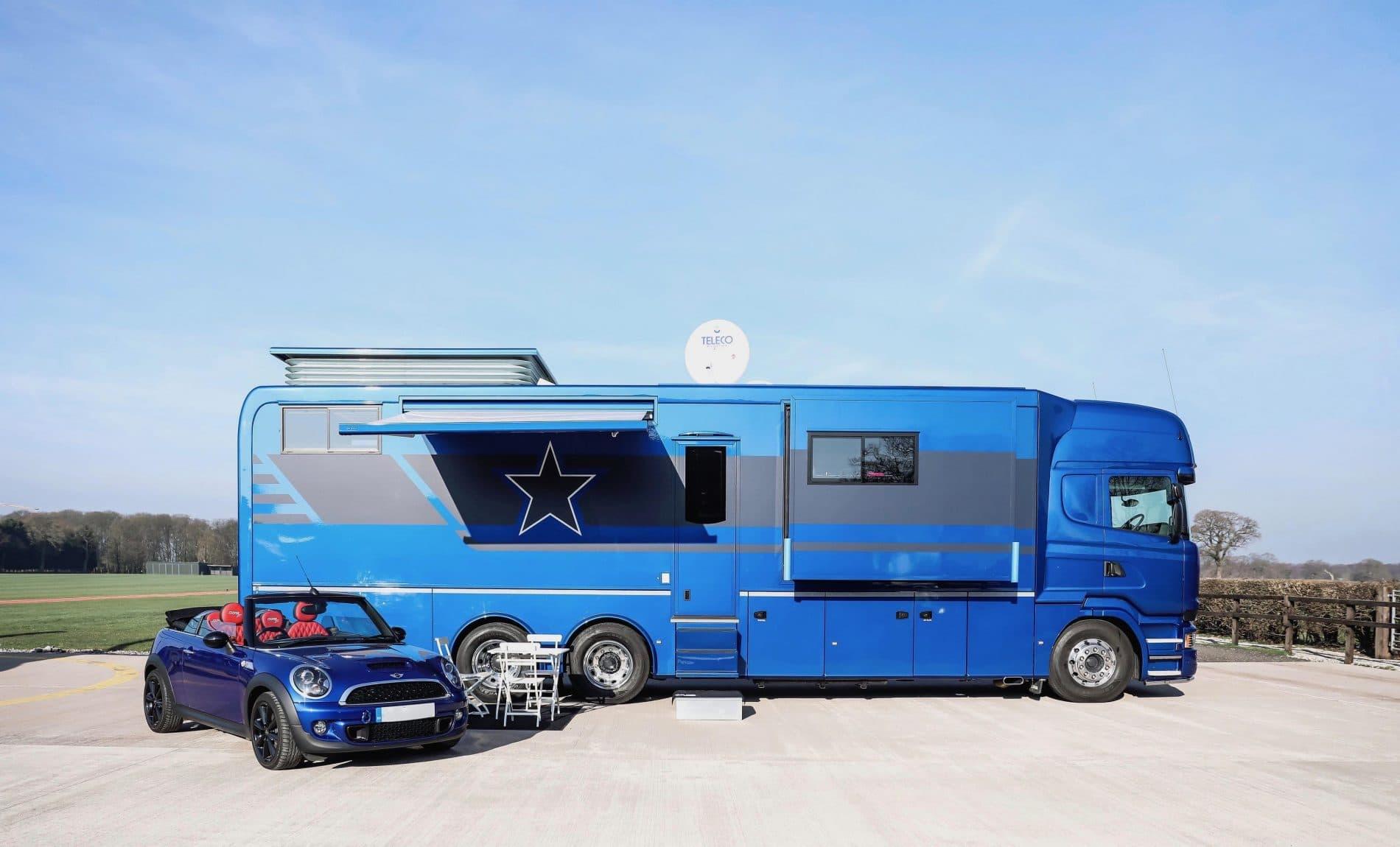 Scania V8 STX 25