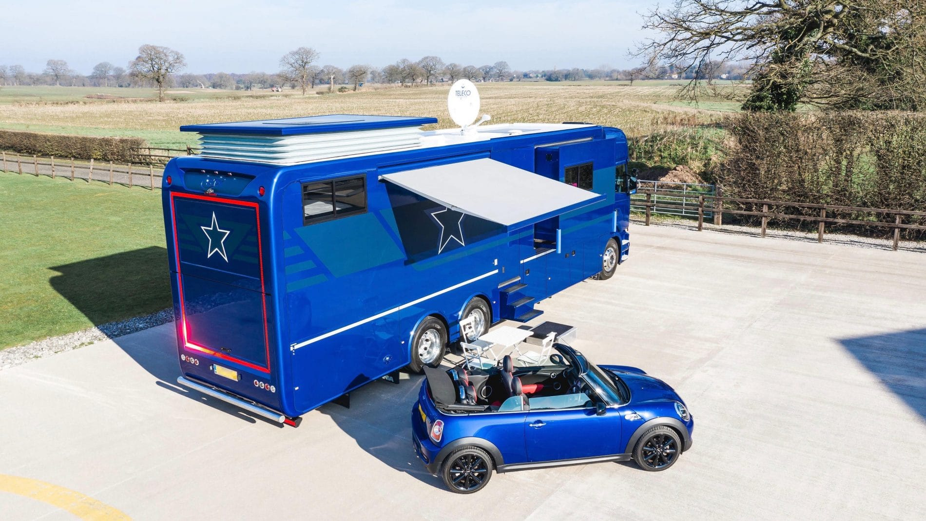 Scania V8 STX 50