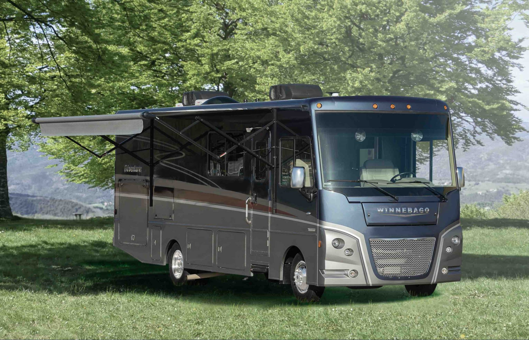 2020 Winnebago Adventurer 1